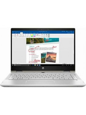 HP Pavilion TouchSmart 14 x360 14m-cd0006dx 5BM74UA Laptop (Core i3 8th Gen/8 GB/128 GB SSD/Windows 10)