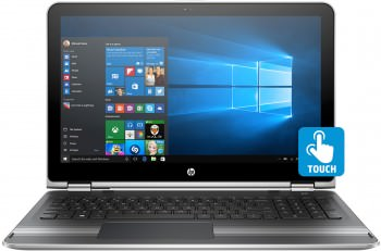 HP Pavilion X360 15-bk001tx (Z1D84PA) Laptop (Core i5 6th Gen/8 GB/1 TB/Windows 10/2 GB)