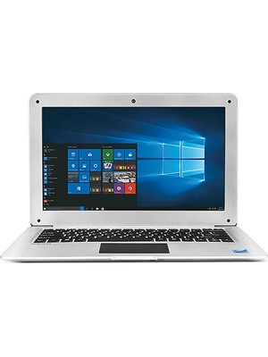 Lava Helium Atom Quad Core 7th Gen - (2 GB/32 GB EMMC Storage/Windows 10 Home) C121 Laptop