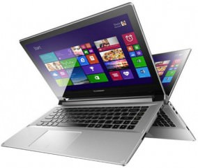 Lenovo Ideapad Flex 2-14 (59-413529) Laptop (Core i3 4th Gen/4 GB/500 GB 8 GB SSD/Windows 8.1)