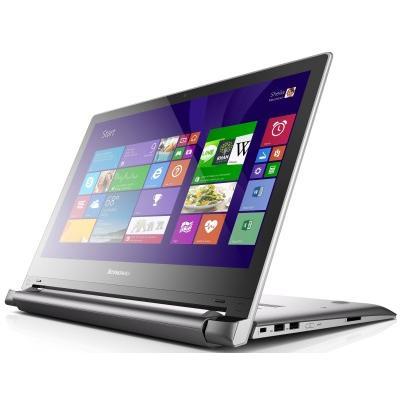 Lenovo APU Quad Core A6 - (4 GB/500 GB HDD/8 GB SSD/Windows 8.1) 59-427873 Flex 2-14D Notebook(13.86 inch, Black, 1.9 kg)