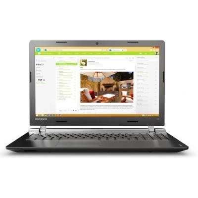 Lenovo IdeaPad 100 Celeron Dual Core - (4 GB/500 GB HDD/DOS/128 MB Graphics) 80MJ00A9IN 100-15IBY Notebook(15.6 inch, Black Text, 2.5 kg)
