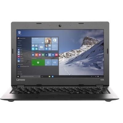 Lenovo Ideapad 100s Atom - (2 GB/32 GB EMMC Storage/Windows 10 Home) 80R2009FIH 11IBY Notebook(11.6 inch, SIlver, 1 kg)