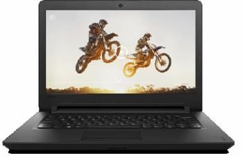 Lenovo Ideapad 110 (80TJ00BDIH) Laptop (AMD Quad Core A6/4 GB/1 TB/DOS)