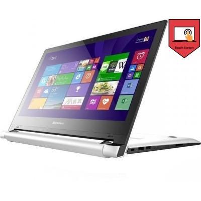 Lenovo Ideapad Flex 2-14 (Intel 2-in-1 Laptop) (4th Gen Ci3/ 4GB/ 500GB/ Win8.1/ Touch) (59-429522)(13.86 inch, Moon White, 1.9 kg)