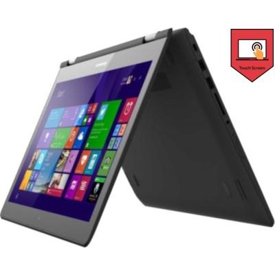 Lenovo Yoga 500 (Intel 2-in-1 Laptop) (Core i7 5th Gen/ 8GB/ 1TB/ Win8.1/ Touch) (80N40047IN)(14 inch, Black, 1.8 kg)