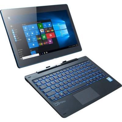 Micromax Canvas Laptab II (WIFI) Atom - (2 GB/32 GB EMMC Storage/Windows 10 Home) 89-04132-42849-2 LT777W 2 in 1 Laptop(11.6 inch, Black, 1.5 kg)
