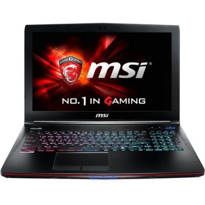 MSI GE Series Core i7 - (8 GB/1 TB HDD/Windows 8 Pro/2 GB Graphics) GE62 2QL Apache GE62 2QL Apache Notebook(15.6 inch, Black)