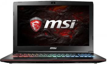 MSI GE72MVR 7RG Apache Pro