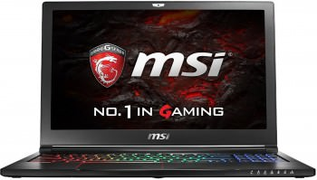 MSI GS63VR 7RF Stealth Pro