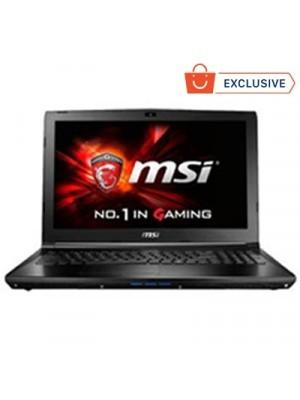 MSI GV62-7RC Gaming (Core i7-7th Gen(7700HQ)/8GB DDR4/1TB HDD/2GB Nvidia MX150 GDDR5/15.6 Full HD/DOS)