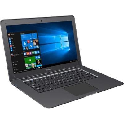 RDP ThinBook Atom - (2 GB/32 GB HDD/Windows 10 Pro) 8908005062325 1430 Netbook(14.1 inch, Black, 1.45 kg)