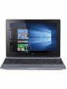 Acer One 10 Atom - (2 GB/32 GB EMMC Storage/Windows 10 Home) NT.G53SI.001 S1002-15XR Netbook(10.1 inch, Dark SIlver, 1.19 kg)