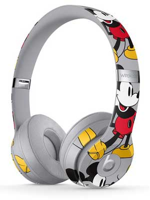 Beats Solo 3 Mickey Mouse Edition