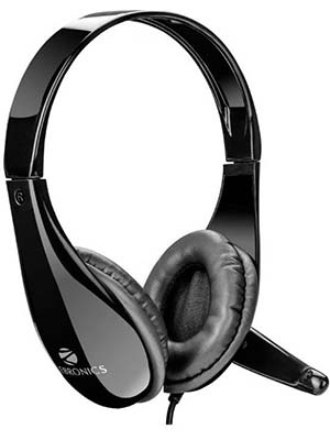Zebronics ZEB-2200HMV Headset