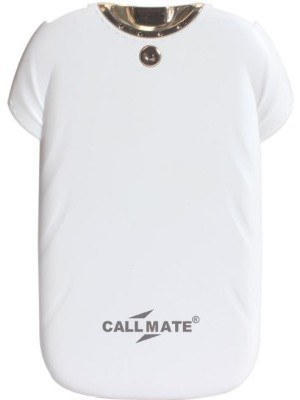 Callmate T-shirt 4000 Power Bank