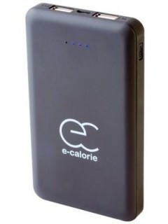 E-Calorie EC8001 8000 mAh Power Bank