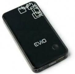 EviO ESP-3000-PM1085-BL 3000 mAh Power Bank