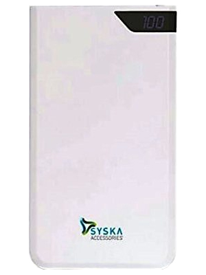Syska Power Pro 120 (12000mAh) Power Bank