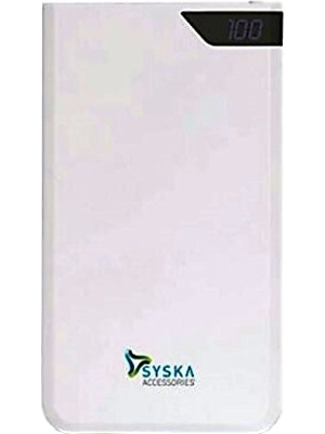 Syska Power Pro 80 (8000mAh) Power Bank