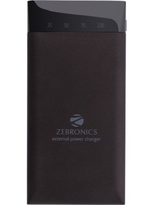 Zebronics Mc15000pd 15000 Mah Power Bank Price In India With