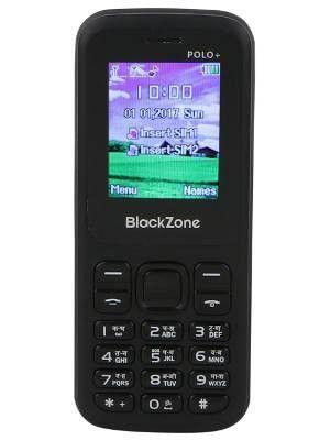 BlackZone Polo Plus