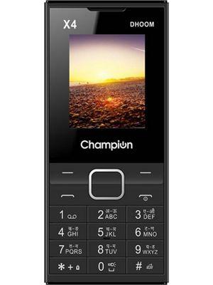 Champion X4 Dhoom