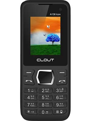 Clout A136 Icon