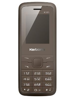 Karbonn K107 Star