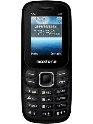Maxfone Opal O12