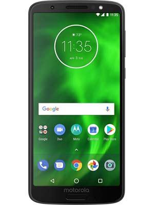 Motorola Moto G6 4GB + 64GB