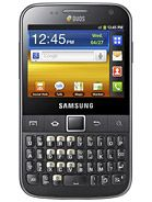 Samsung Galaxy Y Pro Duos B5512