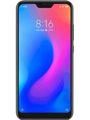 20fe0cb9f55bdb Xiaomi Redmi 6 Pro 3GB RAM + 32GB Price in India, Full ...