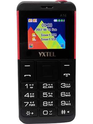 Yxtel A16