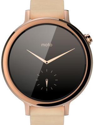 Motorola Moto 360 2nd Gen (42 mm) for Women